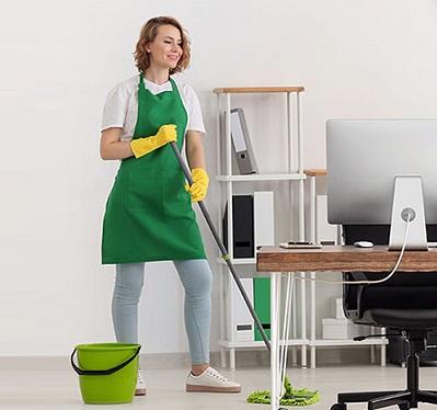 Генеральная уборка офиса